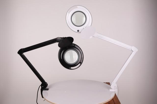 лампа лупа CQ-6016 LED
