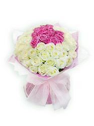 Букет «Взаимная любовь» от Flower-shop.ru