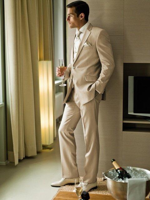 Свадебный костюм, который сведет гостей с ума